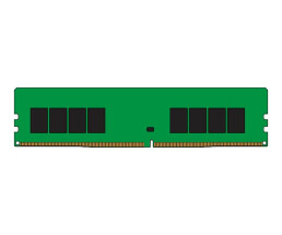 Kingston ValueRAM 16GB DDR4 2400MHz Module - 16 GB - 1 x...