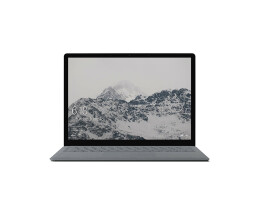 "Microsoft Surface Laptop - Core i7 7660U / 2.5 GHz - 16 GB RAM - 512 GB SSD - 34.3 cm (13.5"") Touchscreen - W10"