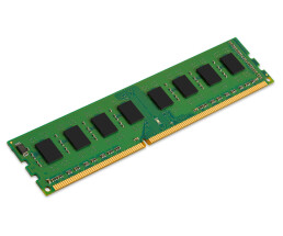 Kingston ValueRAM - DDR3 - 4 GB - DIMM 240-PIN - 1600 MHz...