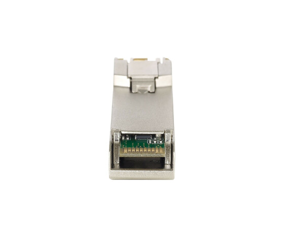 LevelOne 1.25Gbps Copper SFP Transceiver - 100m - RJ45 - Copper - 1250 Mbit/s - SFP - 100 m - IEEE 802.3,IEEE 802.3ab - China