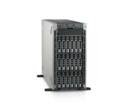 "Dell EMC PowerEdge T640 - Server - Tower - 5U - zweiweg - 1 x Xeon Silver 4110 / 2.1 GHz - RAM 16 GB - SAS - Hot-Swap 6.4 cm (2.5"")"