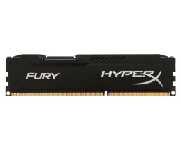 Kingston HyperX FURY - DDR3 - 4 GB - DIMM 240-PIN - 1333...