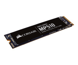 CORSAIR Force Series MP510 - 480 GB SSD - intern - M.2 2280 - PCI Express 3.0 x4 (NVMe) - 256-Bit-AES