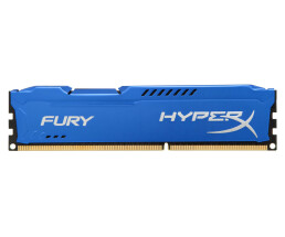 Kingston HyperX FURY Blue 4GB 1600MHz DDR3 - 4 GB - 1 x 4...