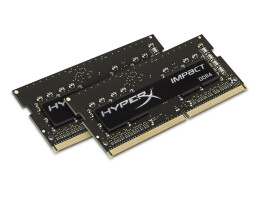 HyperX Impact - DDR4 - 16 GB: 2 x 8 GB - SO DIMM 260-PIN...