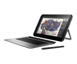 HP ZBOOK x2 G4 Silver Mobile workstation 35.6 cm (14...