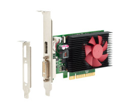 HP GeForce GT 730 Graphic Card - 2 GPUs - 900 MHz Core -...