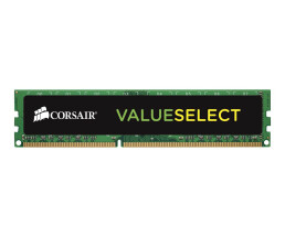 Corsair 4GB DDR3 1600MHz UDIMM - 4 GB - 1 x 4 GB - DDR3 -...