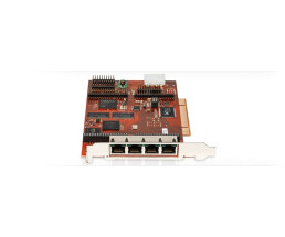 beroNet boxed Baseboard supports 32-128 concurrent channels