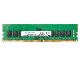 HP - DDR4 - 8 GB - DIMM 288-PIN - 2666 MHz / PC4-21300 -...