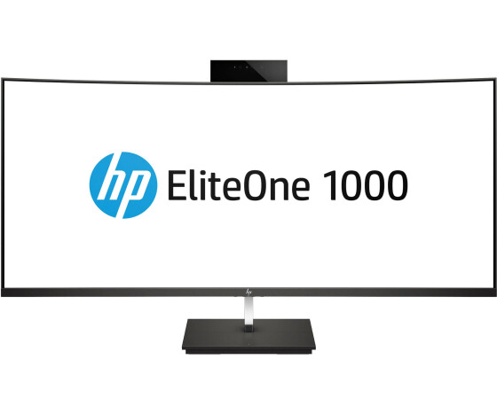 HP EliteOne 1000 G2 - All-in-One (Komplettlösung) - 1 x Core i5 8500 / 3 GHz - RAM 16 GB - SSD 512 GB - NVMe - UHD Graphics 630 - GigE, Bluetooth 5.0 - WLAN: 802.11a/b/g/n/ac, Bluetooth 5.0 - Win 10 Pro 64-Bit - vPro - Monitor: LED 68.6 cm (27) 3840 x 21