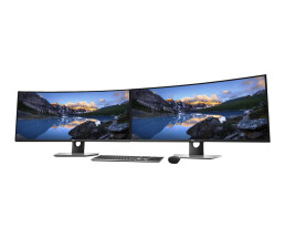 "Dell UltraSharp U3818DW - 96.5 cm (38"") - 3840 x 1600 pixels - Ultra-Wide Quad HD+ - LED - 8 ms - Black"