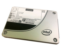 Lenovo Think System 2.5 * Intel S4510 960GB SATA 6Gb Entry - Solid State Disk - Serial ATA