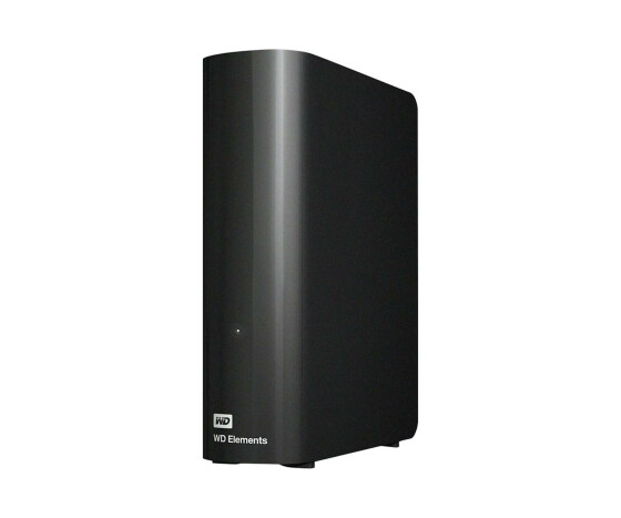 WD Elements Desktop - 10000 GB - 3.2 Gen 1 (3.1 Gen 1) - Black