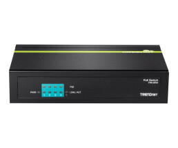 TRENDnet TPE-S50 - Unmanaged - L2 - Fast Ethernet...