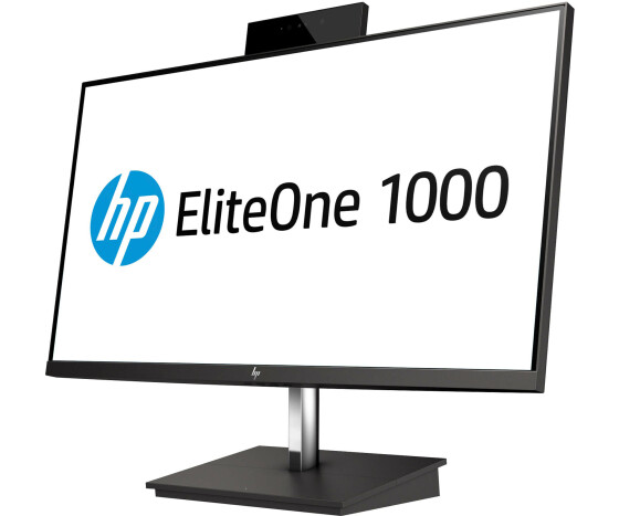 HP EliteOne 1000 G2 - All-in-One (Komplettlösung) - 1 x Core i5 8500 / 3 GHz - RAM 16 GB - SSD 512 GB - NVMe - UHD Graphics 630 - GigE, Bluetooth 5.0 - WLAN: 802.11a/b/g/n/ac, Bluetooth 5.0 - Win 10 Pro 64-Bit - Monitor: LED 60.5 cm (23.8) 1920 x 1080 (F