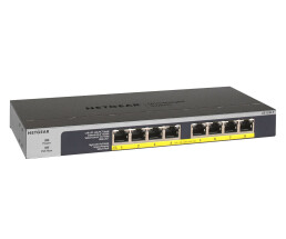 Netgear GS108LP - Unmanaged - Gigabit Ethernet...