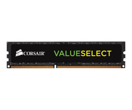 CORSAIR Value Select - DDR3L - 4 GB - DIMM 240-PIN - 1600...