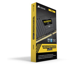Corsair Vengeance LPX - 16 GB - 2 x 8 GB - DDR4 - 3200 MHz - 288-pin DIMM - Black