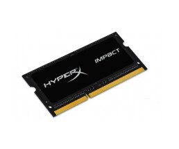 Kingston HyperX 4GB DDR3L-1866 - 4 GB - 1 x 4 GB - DDR3L - 1866 MHz - 204-pin SO-DIMM
