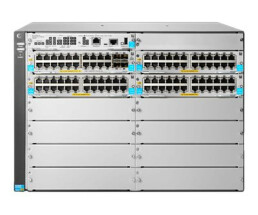 HP Enterprise 5412R 92GT PoE+ & 4-port SFP+ (No PSU)...