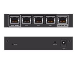Ubiquiti EdgeRouter X - Router - GigE
