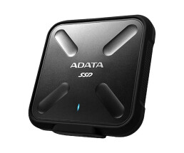ADATA Durable SD700 - 512 GB SSD - extern (tragbar) - USB...