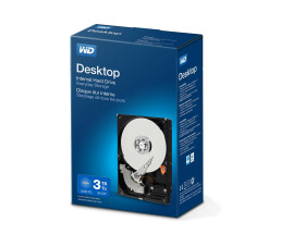WD Desktop Everyday WDBH2D0030HNC - Festplatte - 3 TB -...