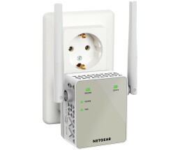 Netgear EX6120 AC1200 WLAN Repeater - Repeater - Wireless