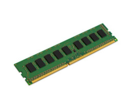Kingston ValueRAM KVR13N9S6/2 - 2 GB - 1 x 2 GB - DDR3 - 1333 MHz - 240-pin DIMM - Green