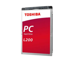 "Toshiba L200 Laptop PC - Festplatte - 1 TB - intern - 2.5"" (6.4 cm) - SATA 6Gb/s - 5400 rpm - Puffer: 8 MB"