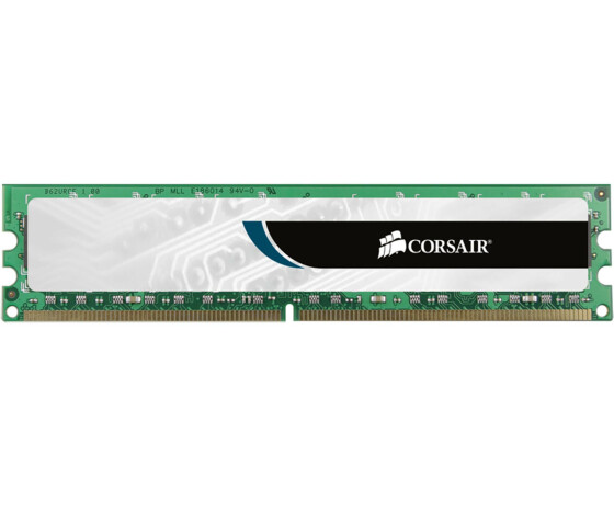 CORSAIR Value Select - DDR3 - 2 GB - DIMM 240-PIN - 1333 MHz / PC3-10600 - CL9 - 1.5 V - ungepuffert - non-ECC