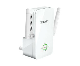 Tenda A301 N300 Universal Wi-Fi Extender - Router - Wireless