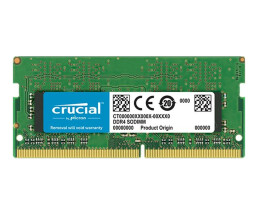 Crucial - DDR4 - 8 GB - SO DIMM 260-PIN - 2666 MHz /...