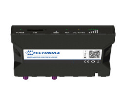 Teltonika RUT850 - Wireless Router - WWAN - 802.11b/g/n -...