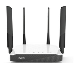 Zyxel NBG6604 - Wireless Router - 4-Port-Switch - 802.11a/b/g/n/ac - Dual-Band