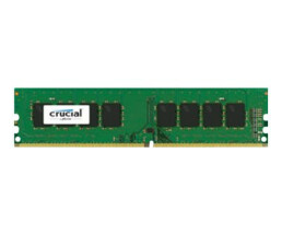 Crucial - DDR4 - 16 GB - DIMM 288-PIN - 2400 MHz /...