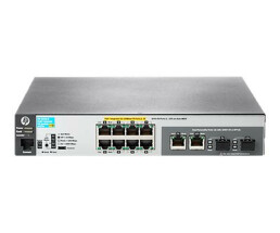 HP Enterprise Aruba 2530 8 PoE+ Internal PS - Managed -...