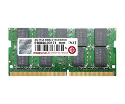 Transcend 8GB PC4-17000S ECC - 8 GB - 1 x 8 GB - DDR4 -...