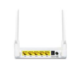 LevelOne WGR-8031 - Wireless Router - 4-Port-Switch - GigE - 802.11a/b/g/n/ac - Dual-Band