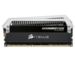 Corsair Dominator Platinum - DDR4 - 16 GB: 2 x 8 GB - DIMM 288-PIN - 3000 MHz / PC4-24000 - CL15 - 1.35 V - ungepuffert - non-ECC