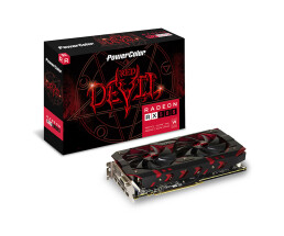 PowerColor Red Devil Radeon RX 580 - Graphics Cards