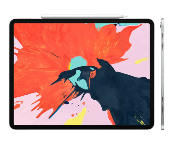 Apple 12.9-inch iPad Pro Wi-Fi + Cellular - 3. Generation - Tablet - 512 GB - 32.8 cm (12.9) IPS (2732 x 2048) - 4G - LTE - Silber