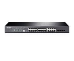 TP-LINK JetStream T1700G-28TQ - Switch - verwaltet - 24 x...