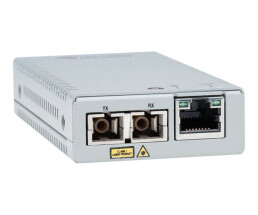 Allied Telesis AT-MMC200/SC-60 - 100 Mbit/s - IEEE 802.1Q - Fast Ethernet - 10,100 Mbit/s - SC - Wired