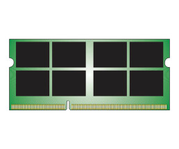 Kingston ValueRAM - DDR3L - 8 GB - SO DIMM 204-PIN - 1600...