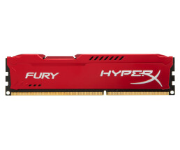 HyperX FURY - DDR3 - 8 GB - DIMM 240-PIN - 1600 MHz /...
