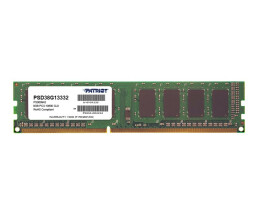 PATRIOT Memory 8GB PC3-10600 - 8 GB - 1 x 8 GB - DDR3 -...