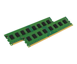 Kingston ValueRAM - DDR3 - 8 GB: 2 x 4 GB - DIMM 240-PIN...
