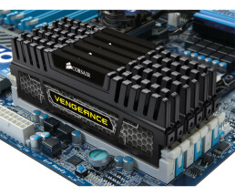 Corsair Vengeance - 8 GB - 1 x 8 GB - DDR3 - 1600 MHz - 240-pin DIMM